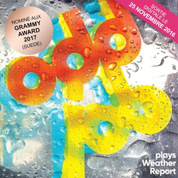 oddjob plays weather report GrammyAward